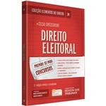 Livro - Direito Eleitoral (Elementos do Direito)