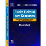 Livro - Direito Eleitoral para Concursos