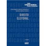 Livro - Direito Eleitoral - Série Leituras Jurídicas - Provas e Concursos