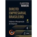 Livro - Direito Empresarial Brasileiro: Falência e Recuperação de Empresas