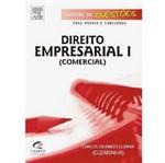Livro - Direito Empresarial (Comercial) - Volume 1
