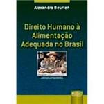 Livro - Direito Humano à Alimentação Adequada no Brasil