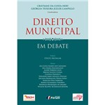 Livro - Direito Municipal em Debate
