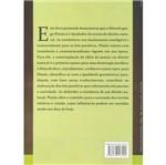Livro - Direito Natural em Platão
