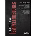 Livro - Direito para Empreendedores