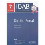 Livro - Direito Penal - Coleção OAB 1ª Fase - Vol. 7