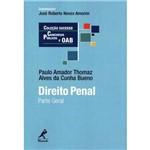 Livro - Direito Penal: Parte Geral - Coleção Sucesso Concursos Públicos e OAB