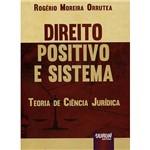 Livro - Direito Positivo e Sistema