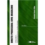Livro - Direito Processual Civil Brasileiro: Teoria Geral do Processo a Auxiliares da Justiça - Volume 1