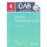 Livro - Direito Processual Civil - Coleção OAB 1ª Fase - Vol. 4