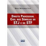 Livro - Direito Processual Civil Nas Súmulas do STJ e do STF