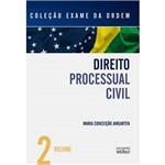 Livro - Direito Processual Civil Vol. 2 - Coleção Exame da Ordem