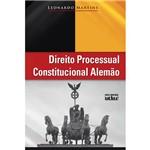 Livro - Direito Processual Constitucional Alemão