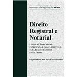 Livro - Direito Registral e Notarial