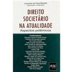 Livro - Direito Societário na Atualidade: Aspectos Polêmicos