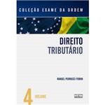 Livro - Direito Tributário Vol. 4 - Coleção Exame da Ordem