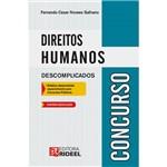 Livro - Direitos Humanos Descomplicados: Concurso