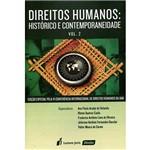 Livro - Direitos Humanos Histórico e Contemporaneidade