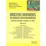 Livro - Direitos Humanos na Ordem Contemporânea- Volume IV - Proteção Nacional, Regional e Global