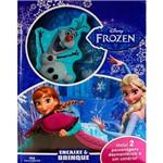 Livro - Disney Frozen - Encaixe e Brinque