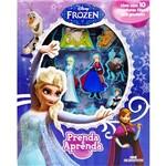 Livro - Disney Frozen - Prenda e Aprenda