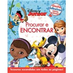 Livro - Disney Junior: Procurar e Encontrar
