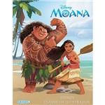 Livro - Disney Moana: Clássicos Ilustrados