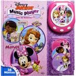 Livro - Disney Music Player Junior - Livro de Histórias
