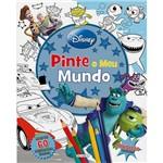 Livro - Disney: Pinte o Meu Mundo