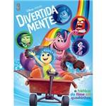 Livro - Disney Pixar - Divertida Mente: a História do Filme em Quadrinhos
