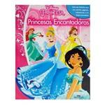 Livro - Disney - Princesas Encantadoras - Melhoramentos