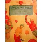 Livro - Divinas Aventuras: História da Mitologia Grega