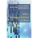 Livro - DNA e Investigação Criminal no Brasil