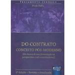 Livro - do Contrato: Conceito Pós-moderno (Em Busca de Sua Formulação na Perspectiva Civil-constitucional)