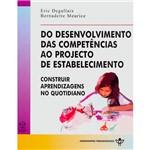 Livro - do Desenvolvimento das Competências: ao Projeto de Estabelecimento