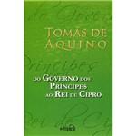 Livro - do Governo dos Príncipes ao Rei de Cipro