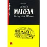 Livro - do Maíz à Maizena - um Layout de 140 Anos