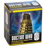 Livro - Doctor Who: Dalek Collectible Figurine And Illustrated Book