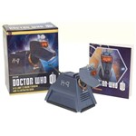 Livro - Doctor Who: K-9 Light-and-Sound Figurine And Illustrated Book