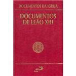 Livro - Documentos de Leão XIII - Coleção Documentos da Igreja