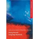 Livro - Doing Second Language Research
