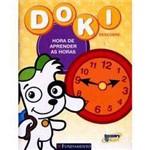 Livro - Doki Descobri: Hora de Aprender as Horas