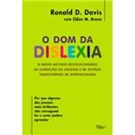 Livro - Dom da Dislexia, o