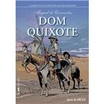 Livro - Dom Quixote - Coleção Clássicos da Literatura em Quadrinhos