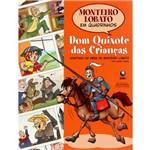 Livro - Dom Quixote para Crianças