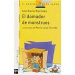 Livro - Domador de Monstruos, El