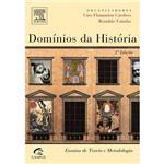 Livro - Domínios da História : Ensaios de Teoria e Metodologia