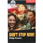 Livro - Don´t Stop Now!