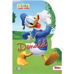Livro - Donald (Livro Recortado)