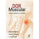 Livro - Dor Muscular - Natureza, Diagnóstico e Tratamento